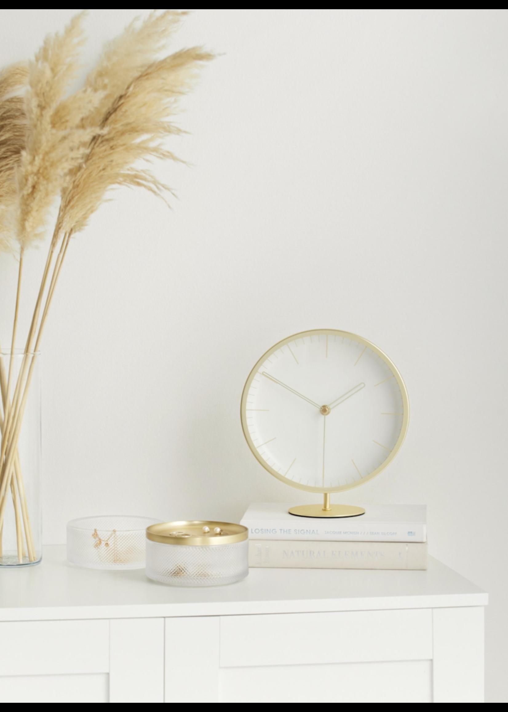 Umbra Umbra Brass Infinity Clock