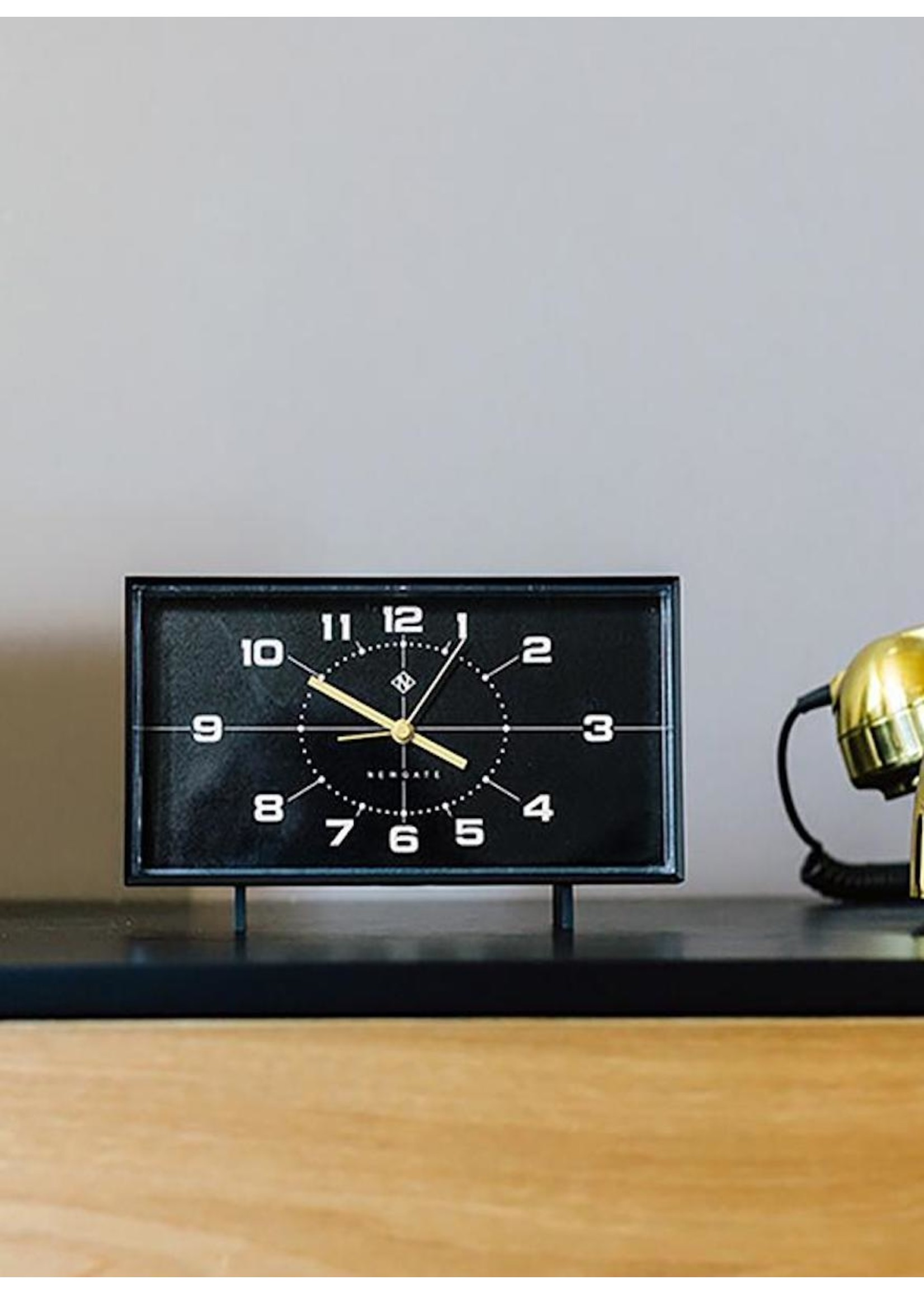Newgate Newgate Wideboy Footed Clock