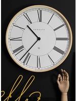 Newgate Mr. Architect Wall Clock