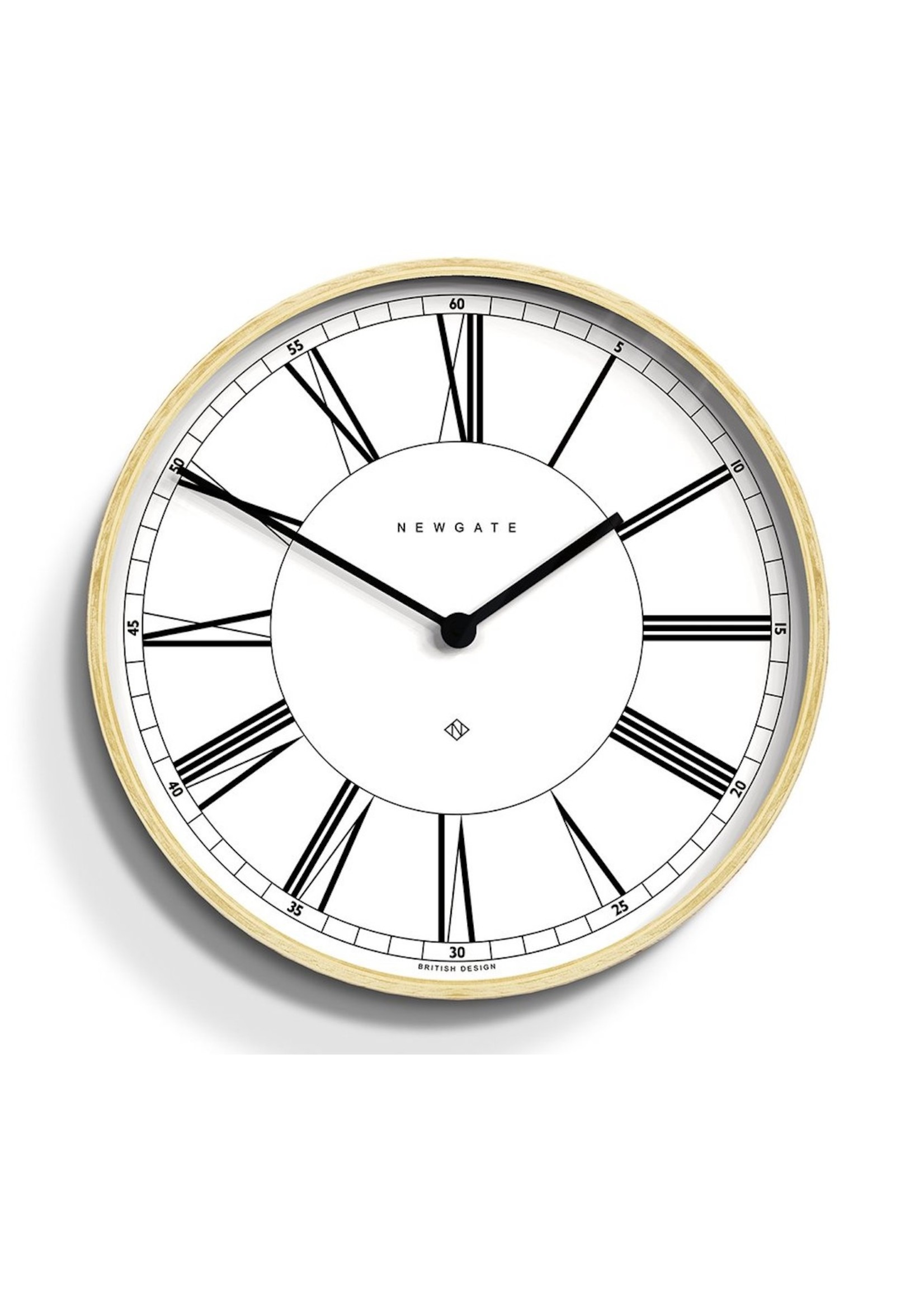 Newgate Newgate Mr. Architect Wall Clock