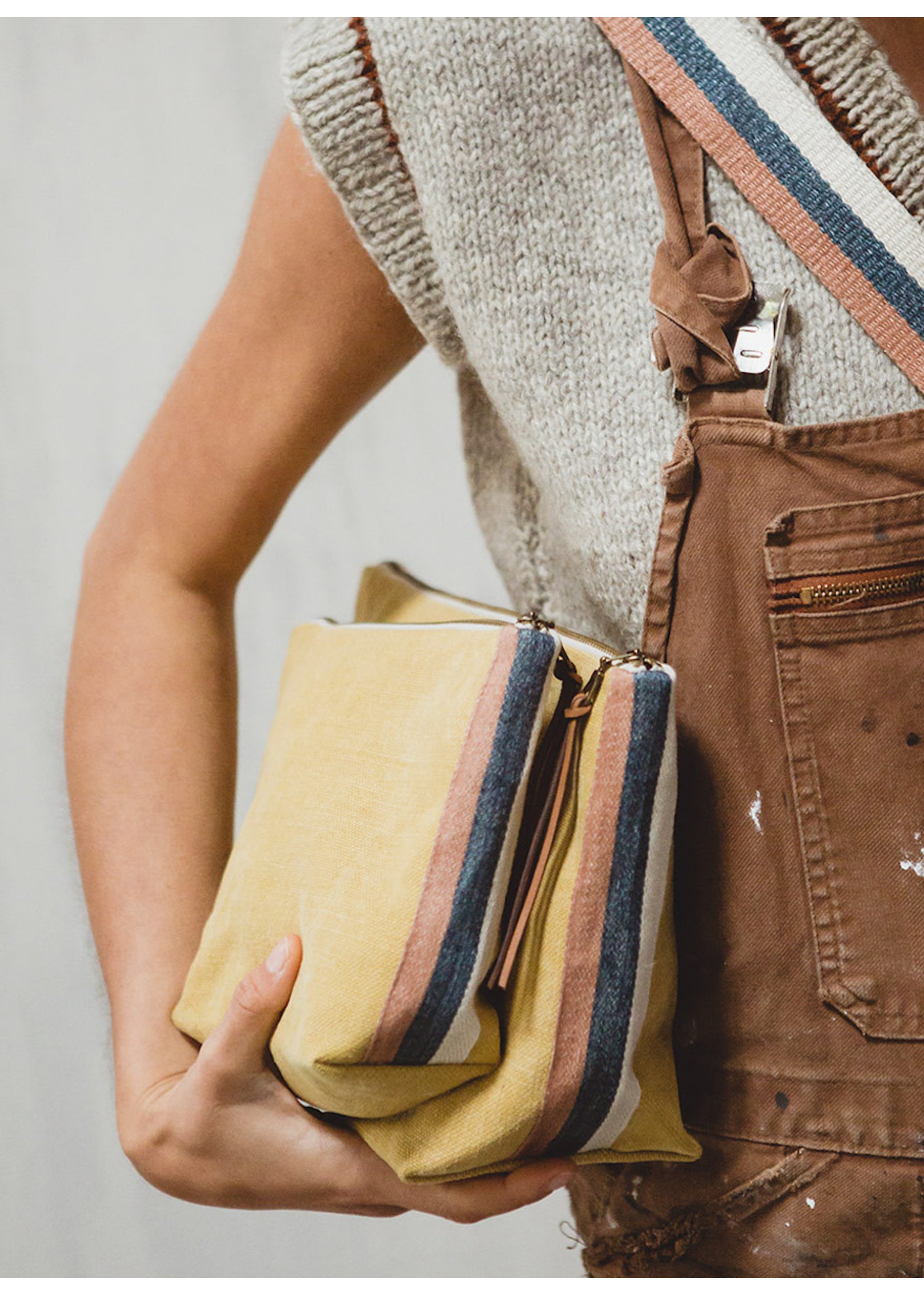 Libeco Libeco Ellis Linen Cosmetic Bag