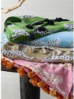 Matouk Leaping Leopard Beach Towels