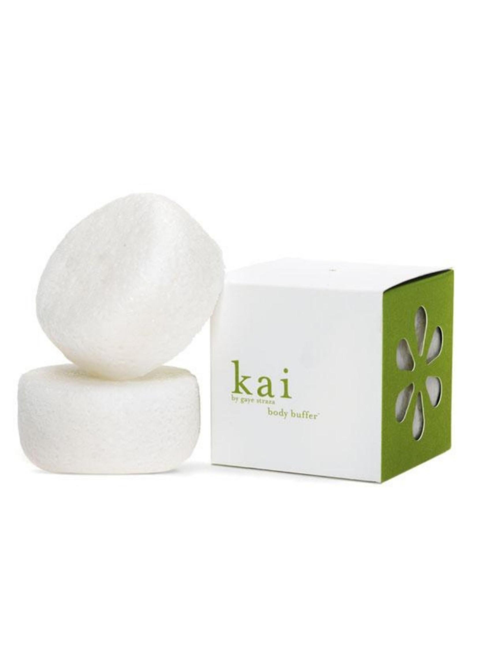 Kai Fragrance Kai Exfoliating Body Buffers