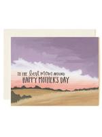 Landscape Mother's Day Card