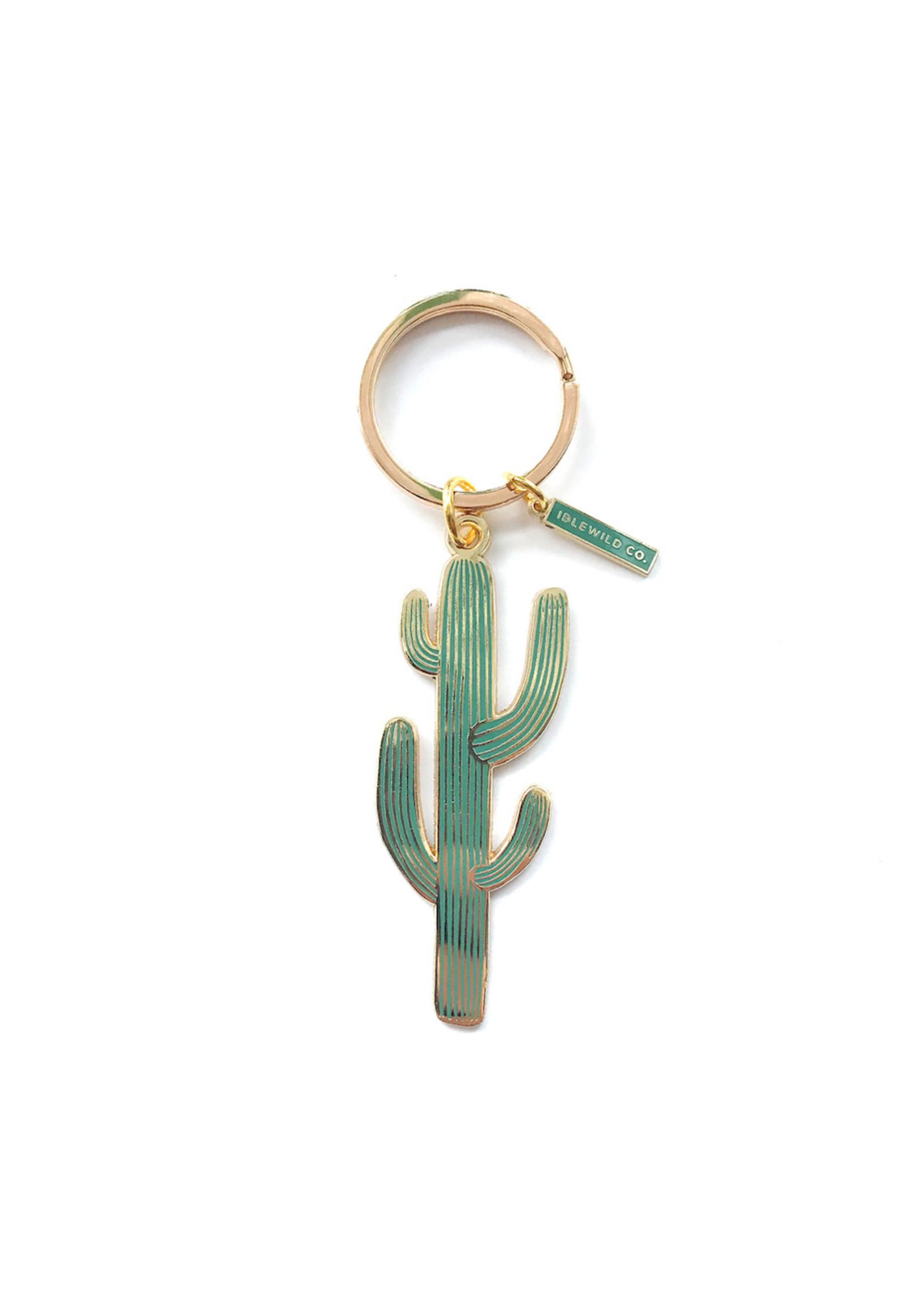 Idlewild Co. Idlewild Co. Saguaro Cactus Keychain