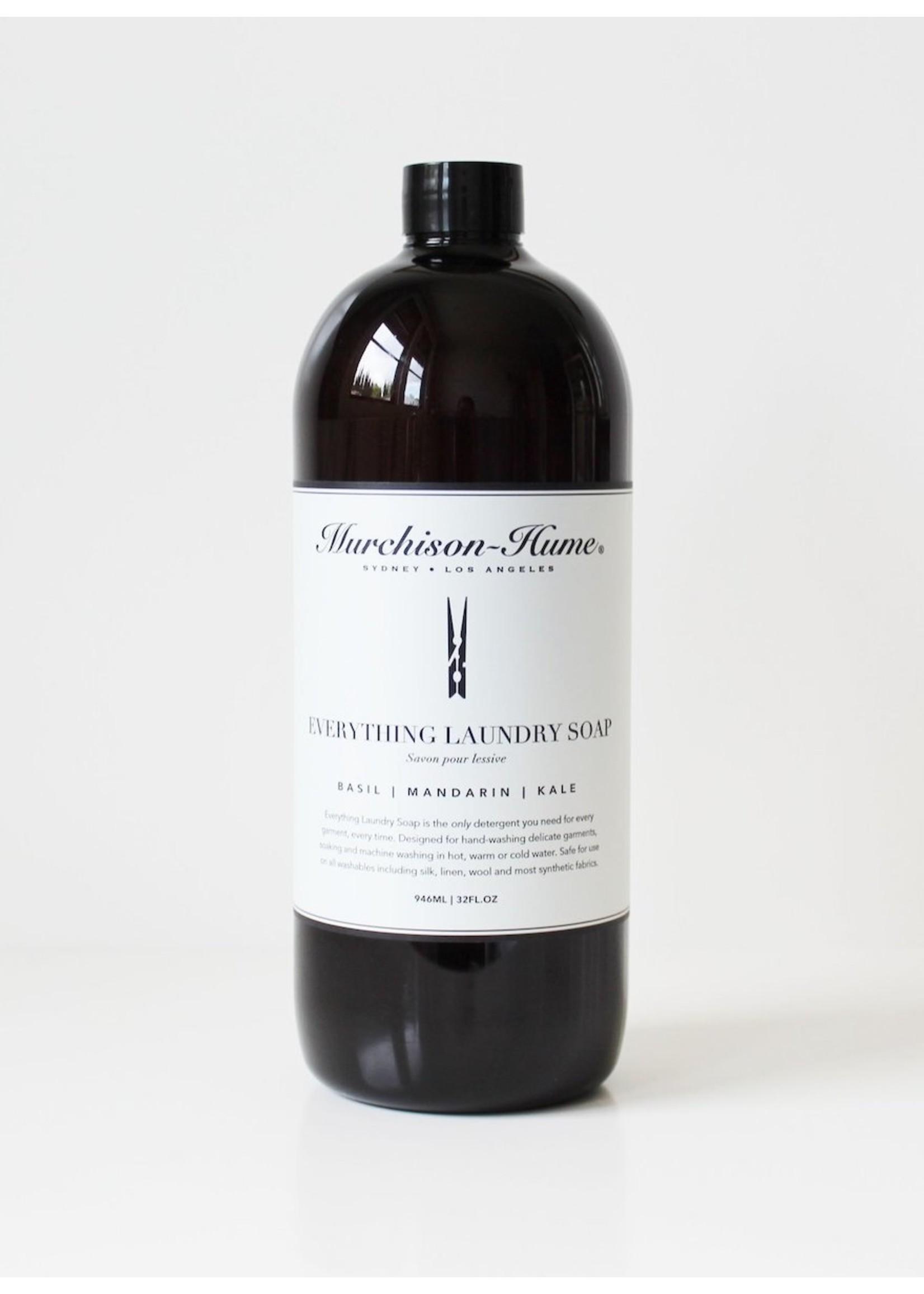 Murchison-Hume Basil & Mandarin Laundry Soap