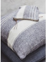 Libeco North Sea Stripe Linen Pillow Cover
