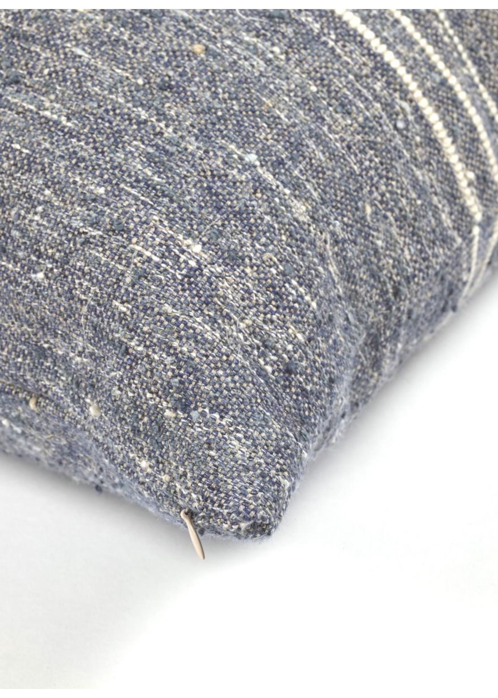 Libeco Libeco North Sea Stripe Linen Pillow Cover