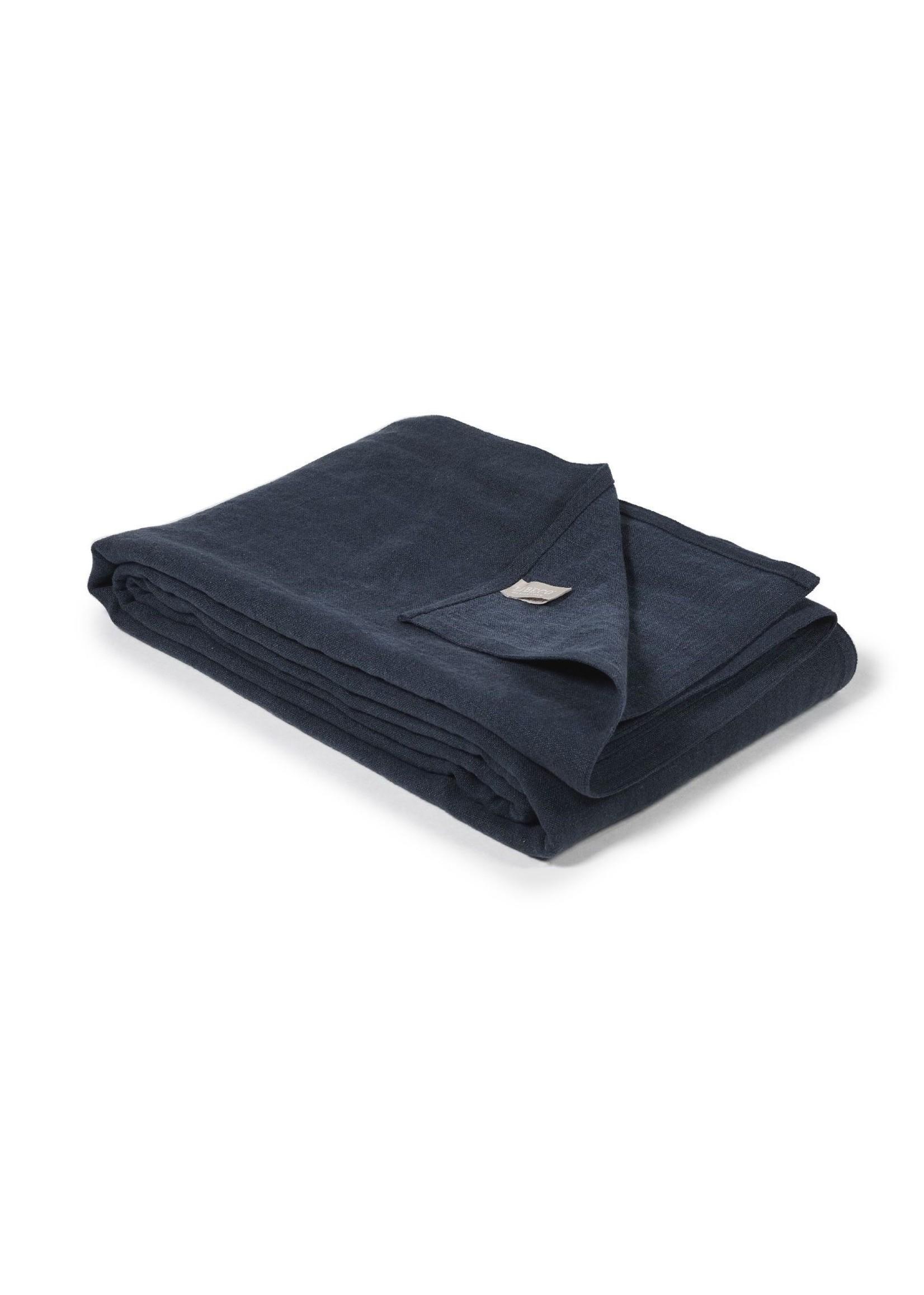 Libeco Libeco Hudson Linen Blanket