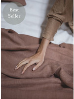 Libeco Hudson Linen Blanket