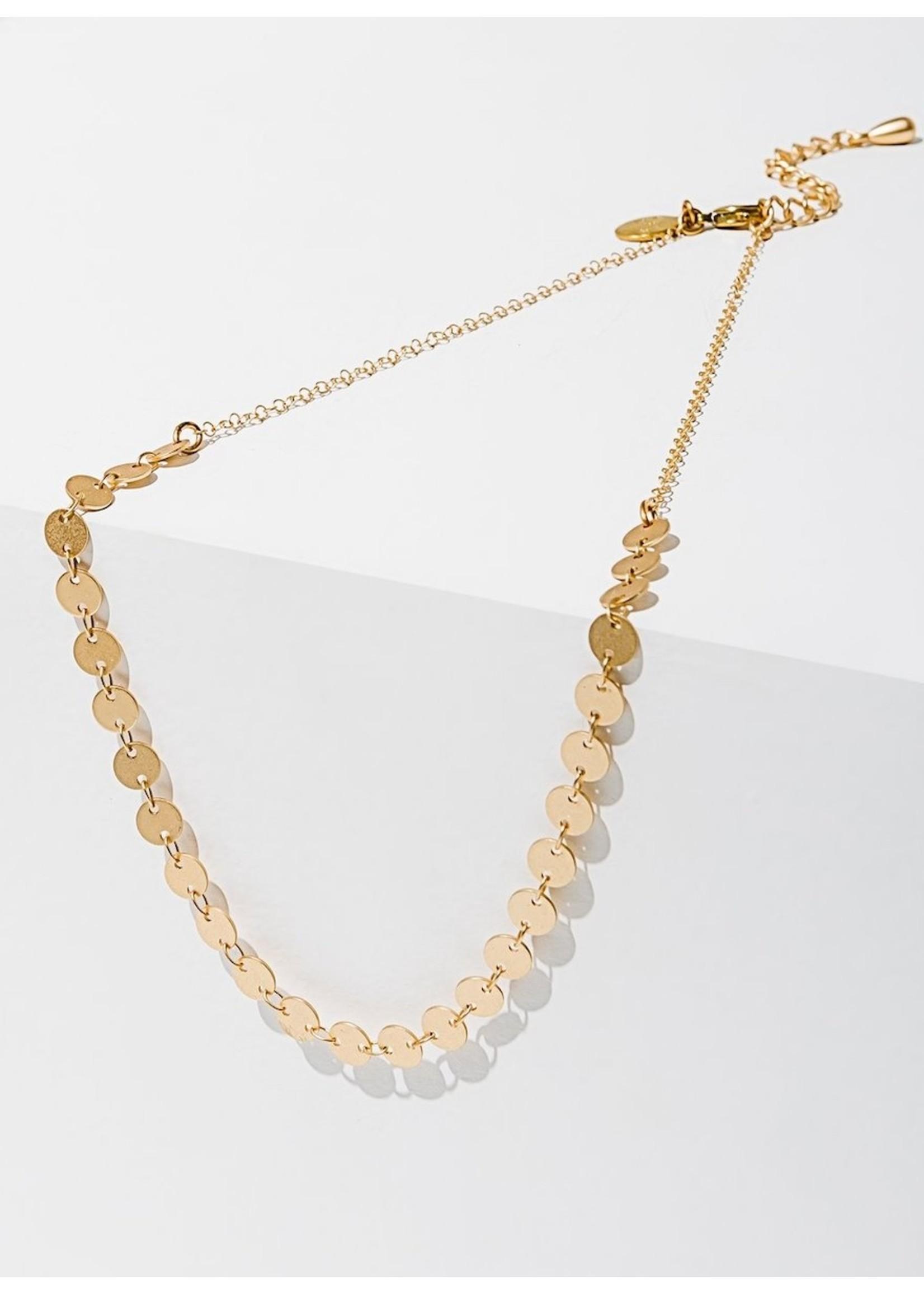 Larissa Loden Larissa Loden Candra Circles Necklace
