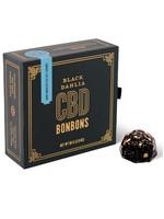 Black Dahlia CBD Botanicals Dark Chocolate Sea Salt CBD Bonbons
