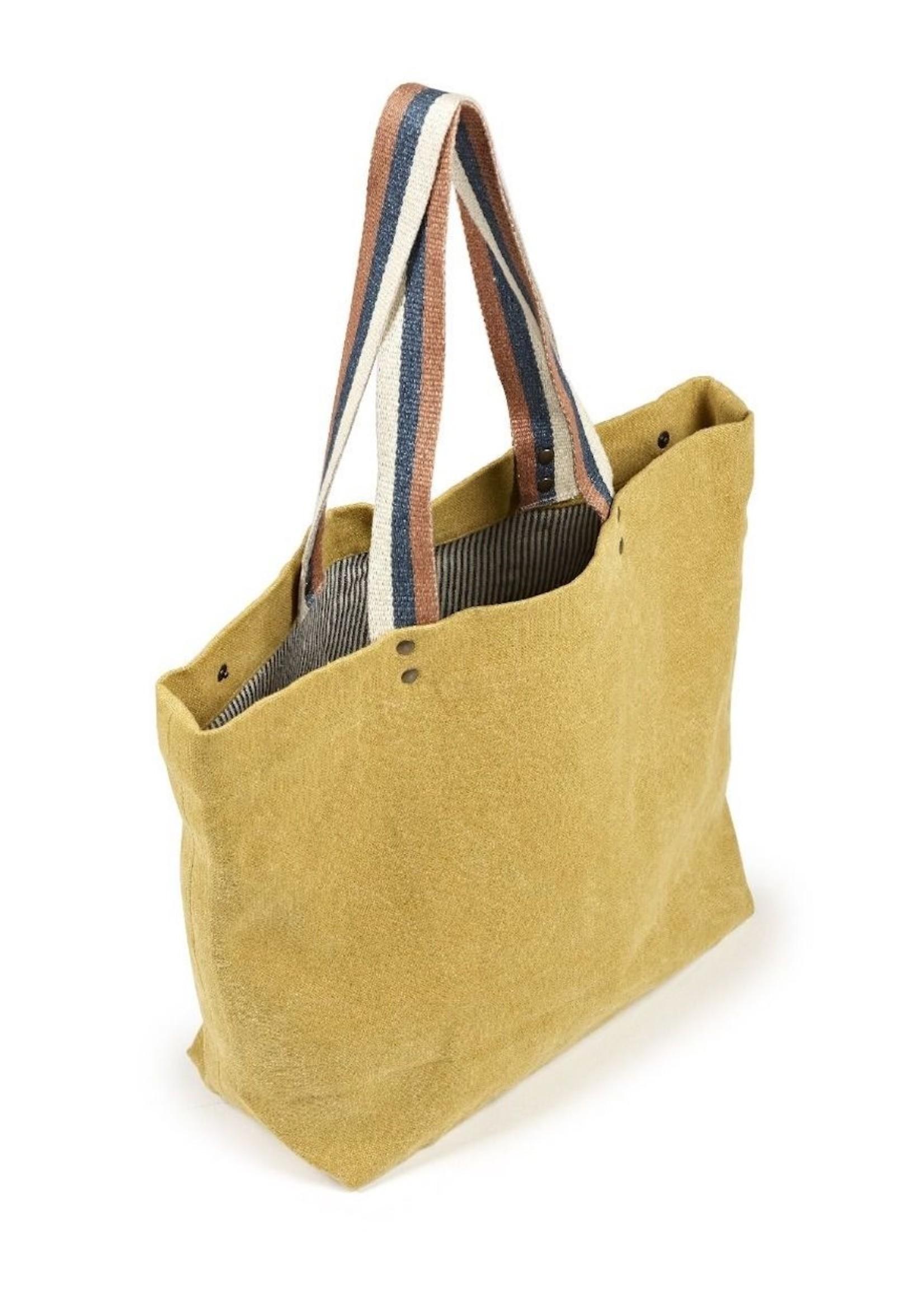 Libeco Libeco Ellis Linen Shoulder Bag