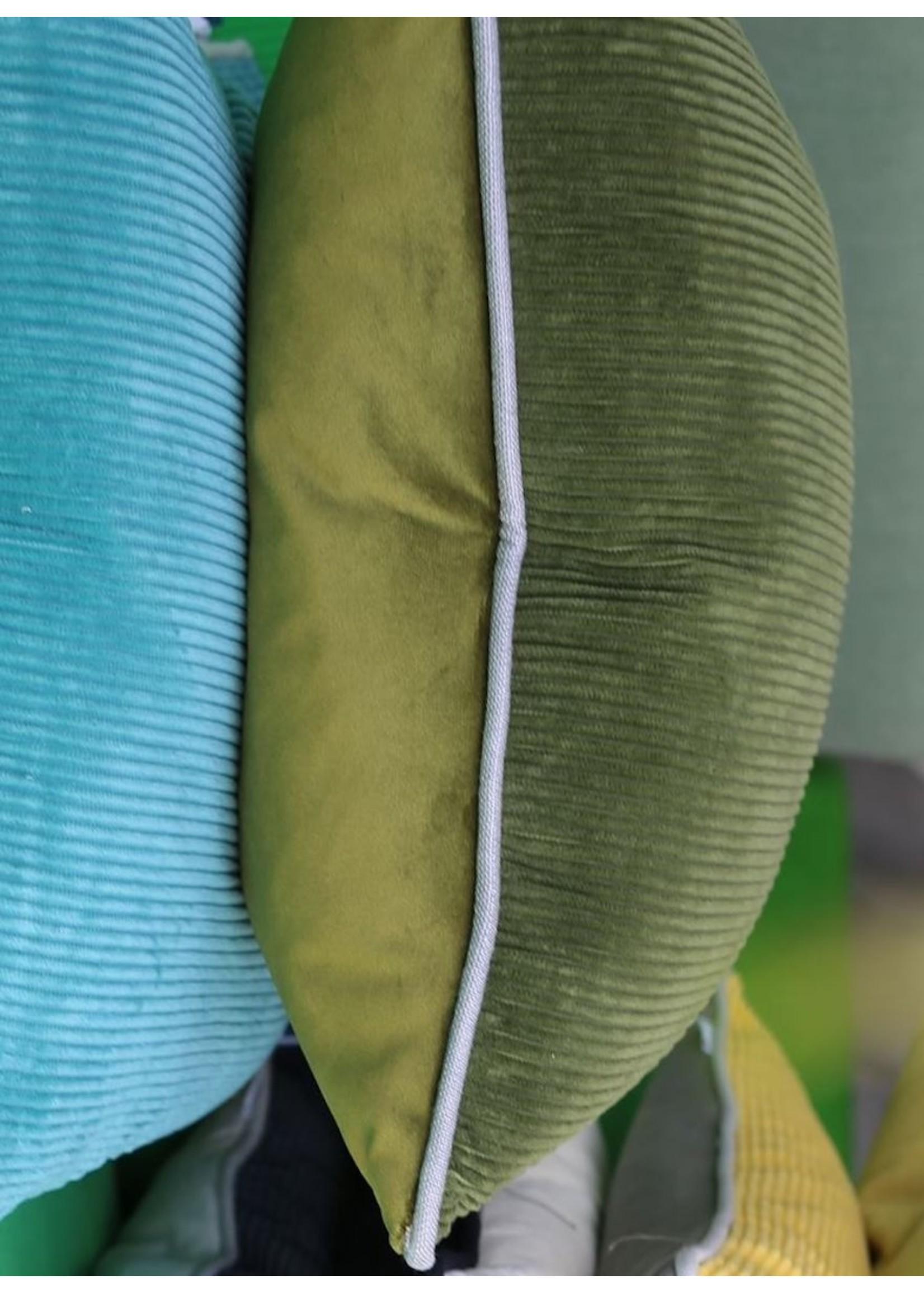 Designers Guild Designers Guild Corda Forest Corduroy Pillow