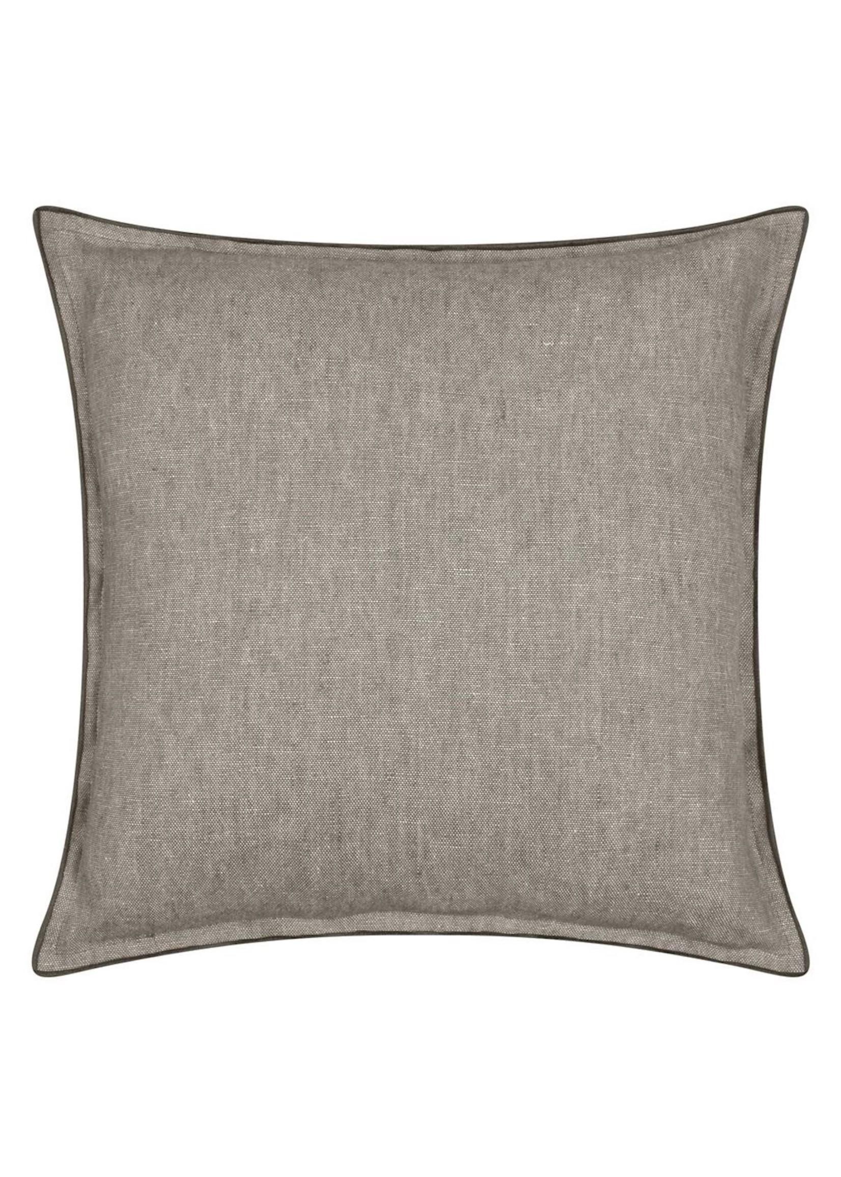 Designers Guild Designers Guild Brera Espresso & Coco Linen Pillow