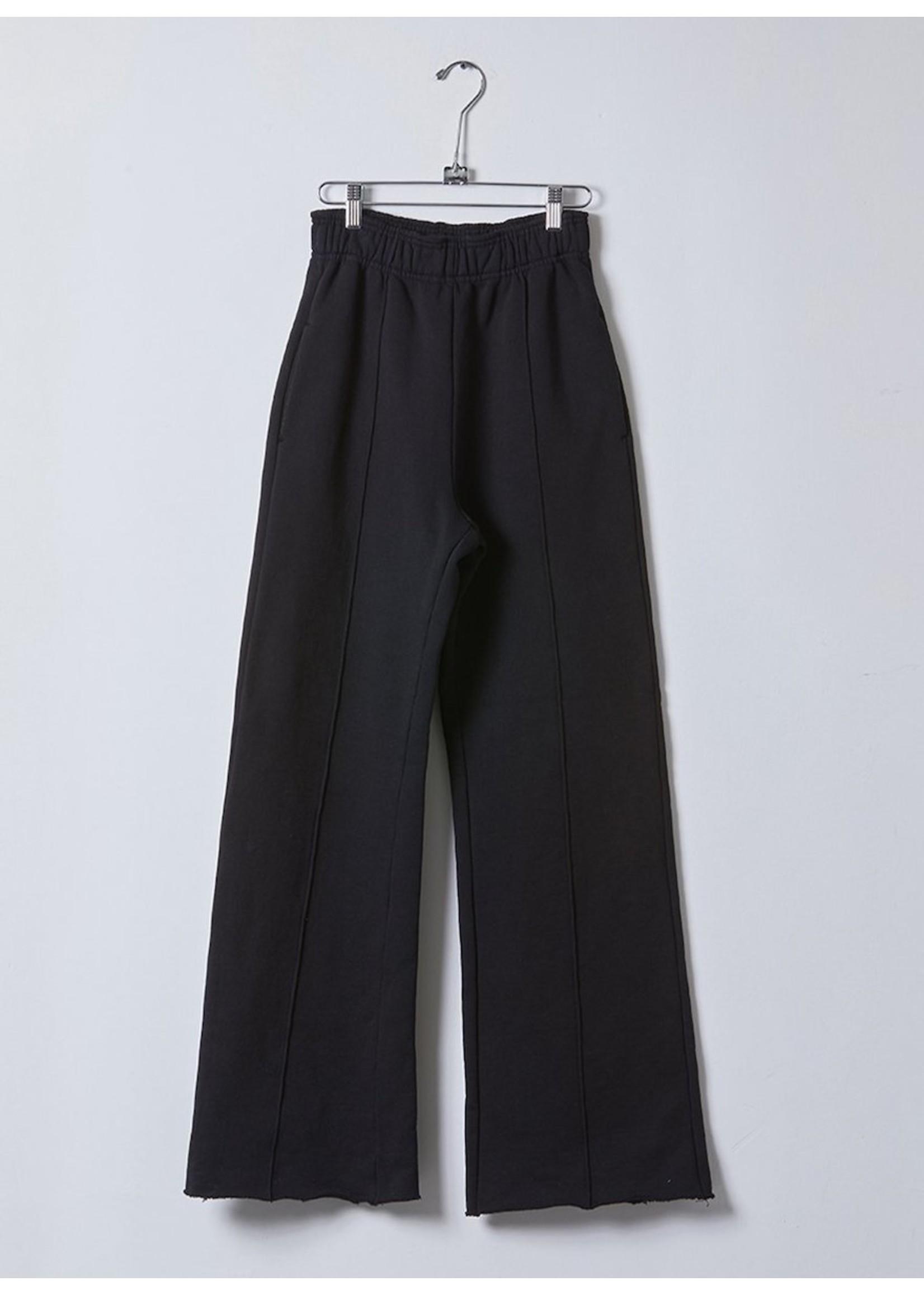 Atelier Delphine Atelier Delphine Serena Black Sweat Pant