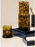 Pigeon & Poodle Faro Tortoise Shell Water Carafe