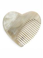 Siren Song Horn Heart Comb