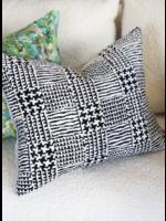 Designers Guild Queluz Noir Pillow
