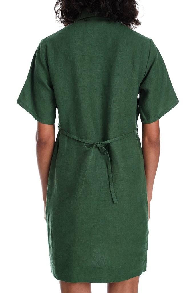 Blluemade Safari Dress-2