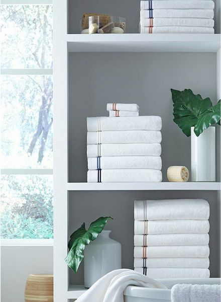 Sferra Aura Bath Towels