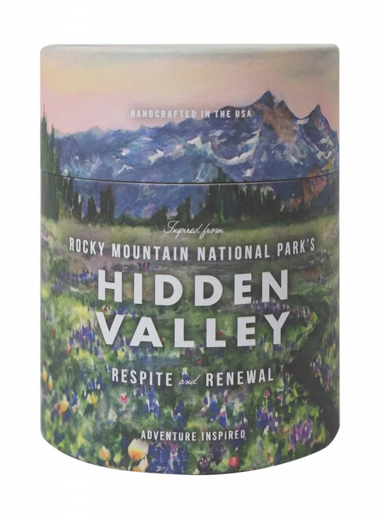 National Parks Candle-5