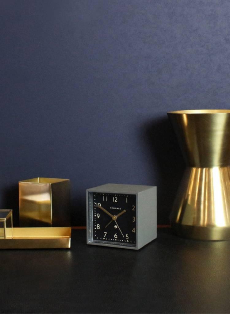 Newgate Cubic Alarm Clock-1