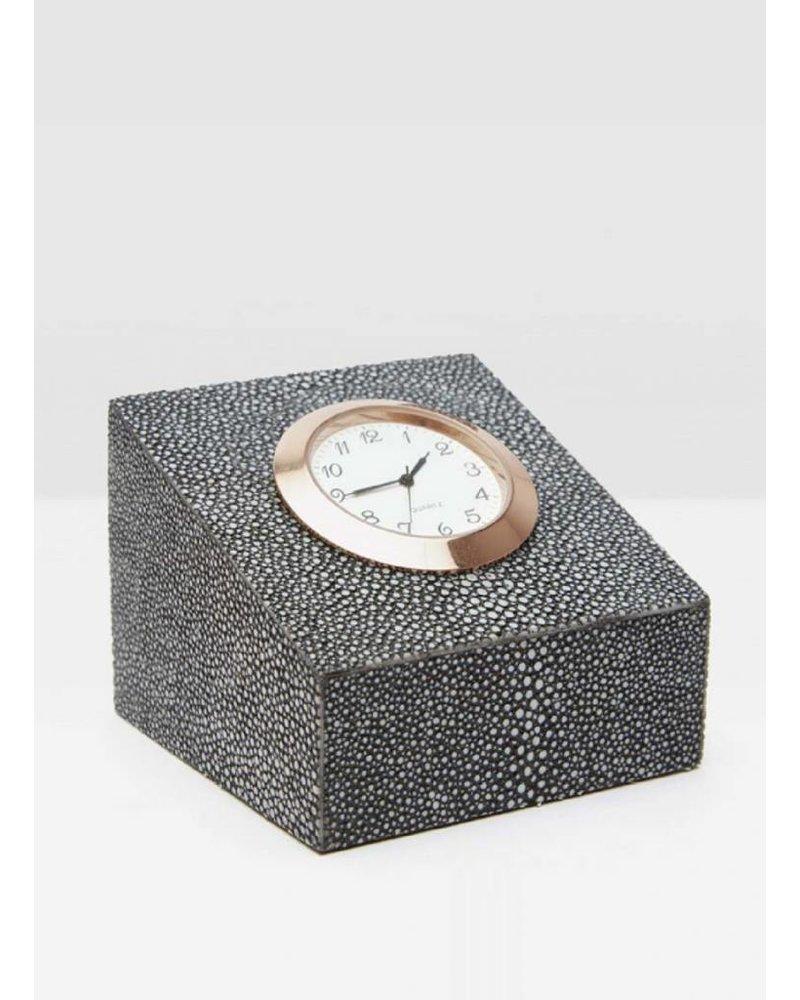 Pigeon & Poodle Marle Clock