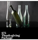 $75 Thanksgiving Wine Package