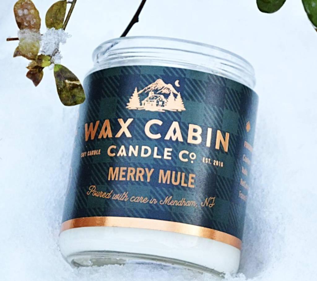 Wax Cabin Merry Mule