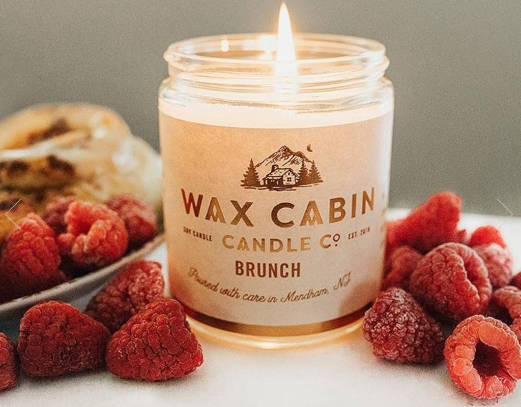 Wax Cabin Candle - Brunch