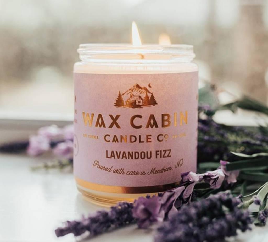 Wax Cabin Lavandou Fizz