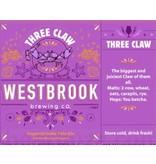 Westbrook Three Claw (4pk 16oz cans)