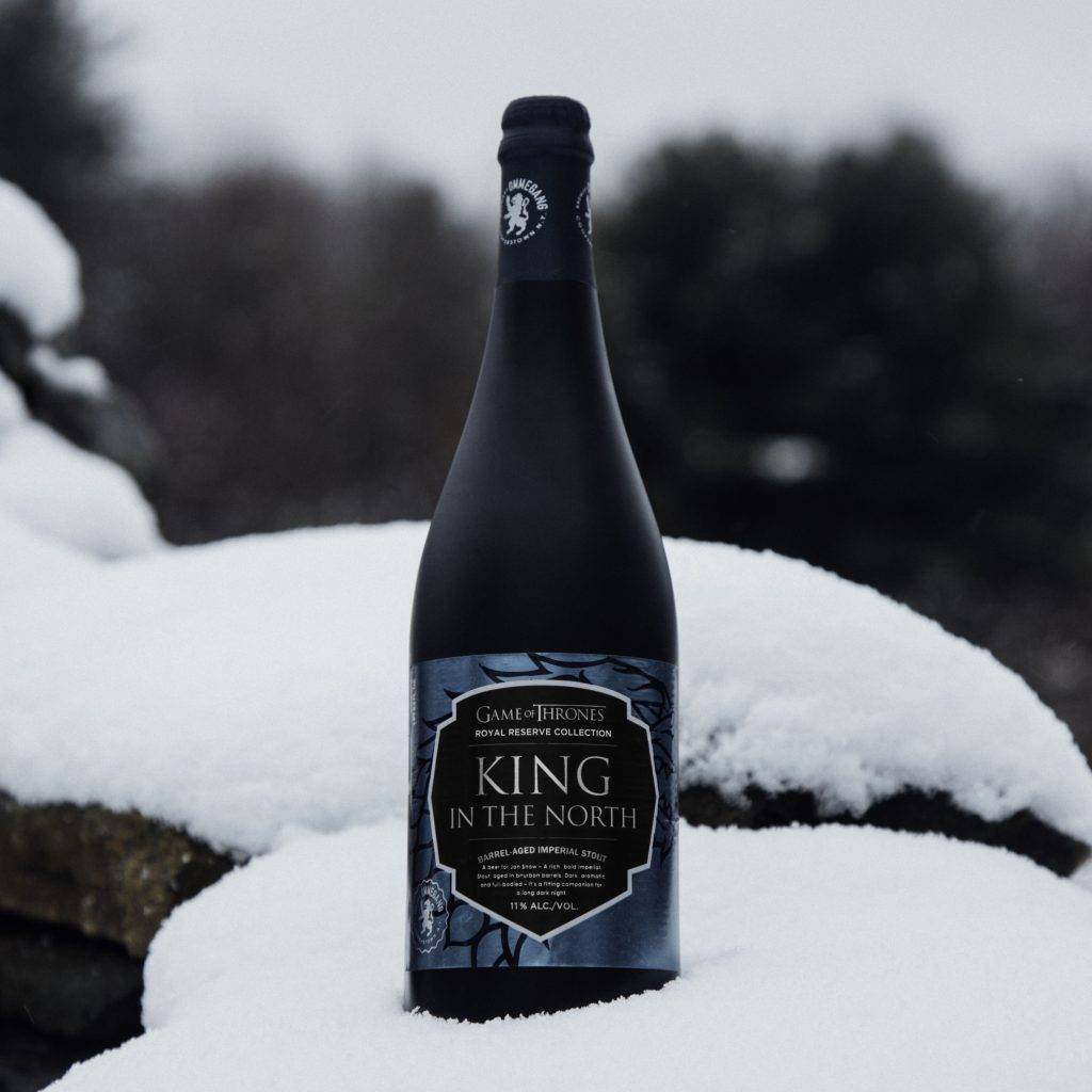 Ommegang Game of Thrones Royal Reserve Collection