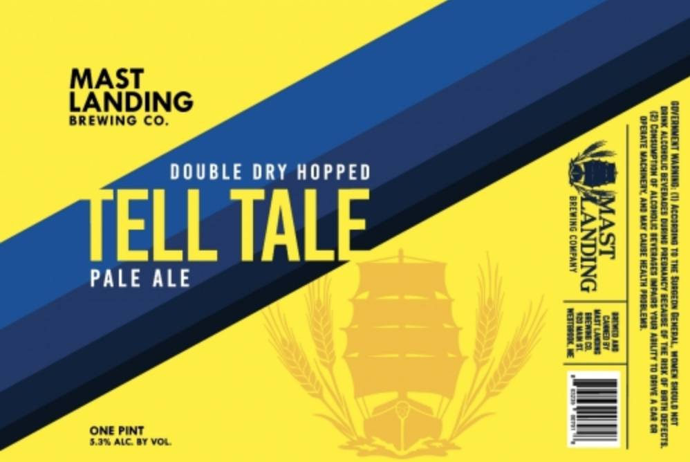 Mast Landing Tell Tale DDH (4pk 16oz Cans)