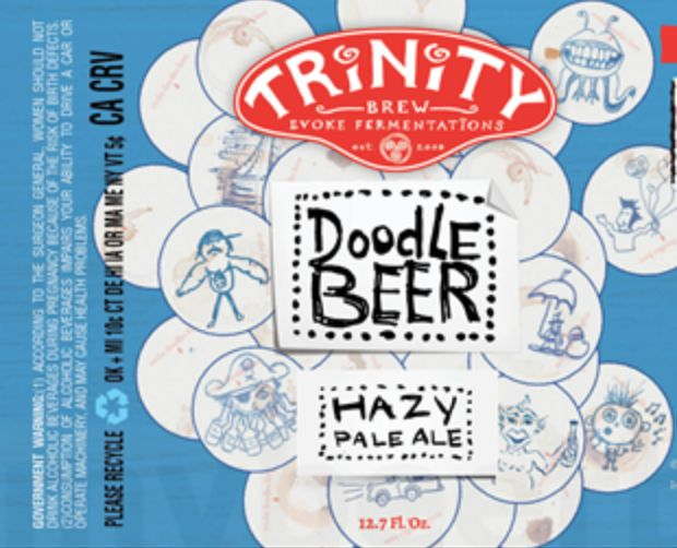 Trinity Doodle Beer (6pk 12oz cans)