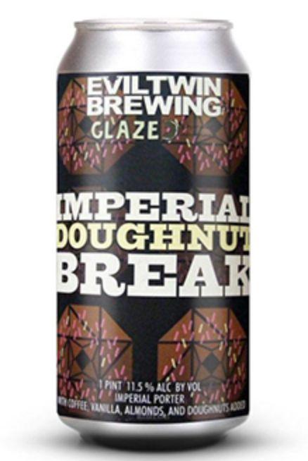 Evil Twin Imperial Doughnut Break (16oz can)