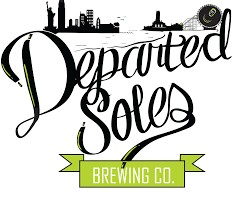 Departed Soles Billy Blueberry Lager (4pk 16oz Cans)