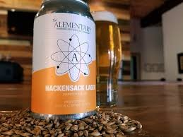 Alementary Hackensack Lager (6pk 12oz cans)