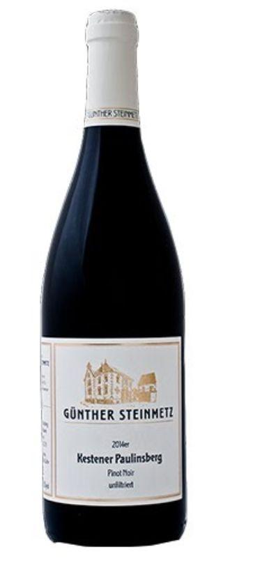 Gunther Steinmetz 2015 Pinot Noir