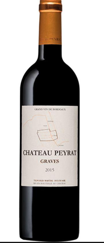 Chateau Peyrat Graves Rogue 2015
