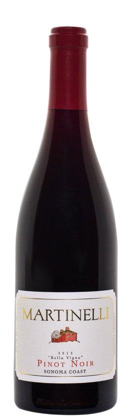 Martinelli Bella Vigna Pinot Noir 2016