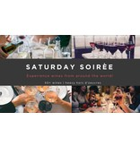 Saturday Soirée - Wines of the World