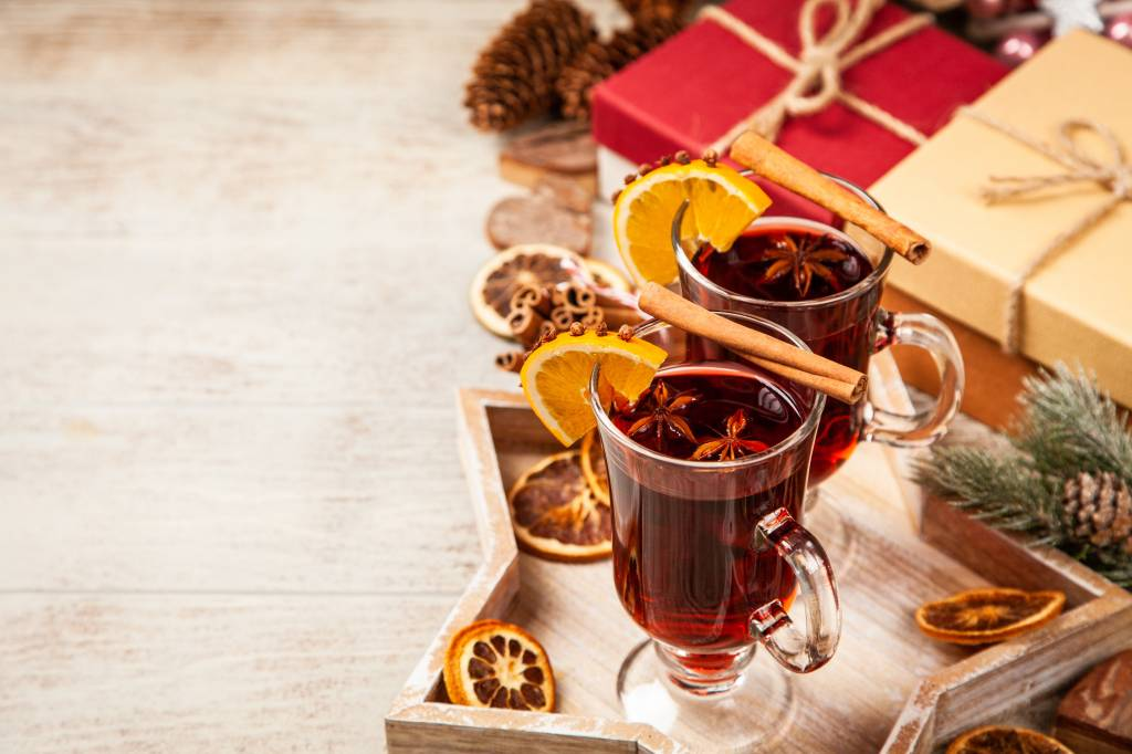 Warming Winter Cocktails to Take the Chill Off