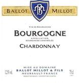 Domaine Ballot Millot Bourgogne Blanc 2015