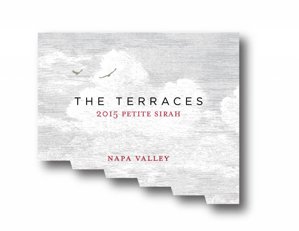 The Terraces Petite Sirah 2015