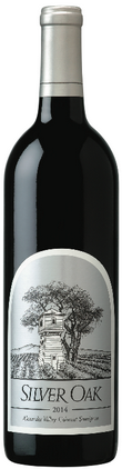 Silver Oak Alexander Valley Cab 2014