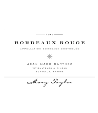 Mary Taylor Bordeaux Rouge