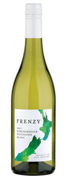 Frenzy Marlborough Sauvigon Blanc 2018