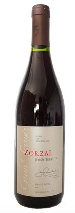 Zorzal 'Gran Terrior' Pinot Noir 2014